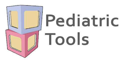 pediatric tools icon About Patient Tools