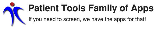 Patient Tools Family of Apps
